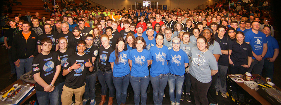 261 students in AWT RoboBots competition